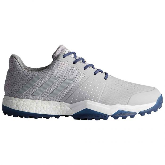 Adidas AdiPower Sport Boost 3 Golf Shoes Grey Two/Noble Ink