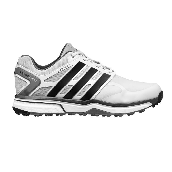 Adidas AdiPower Sport Boost Golf Shoes Clear Grey