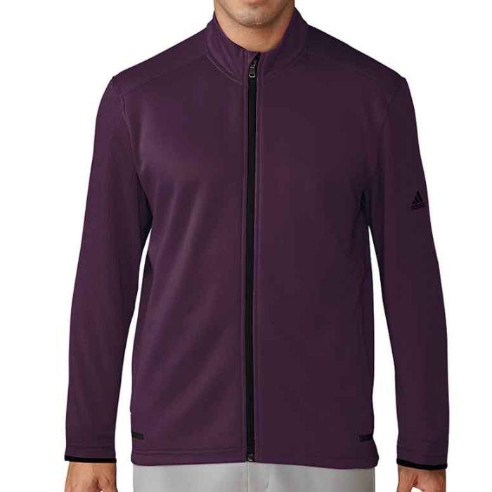 Adidas ClimaHeat Hybrid Full Zip Jacket