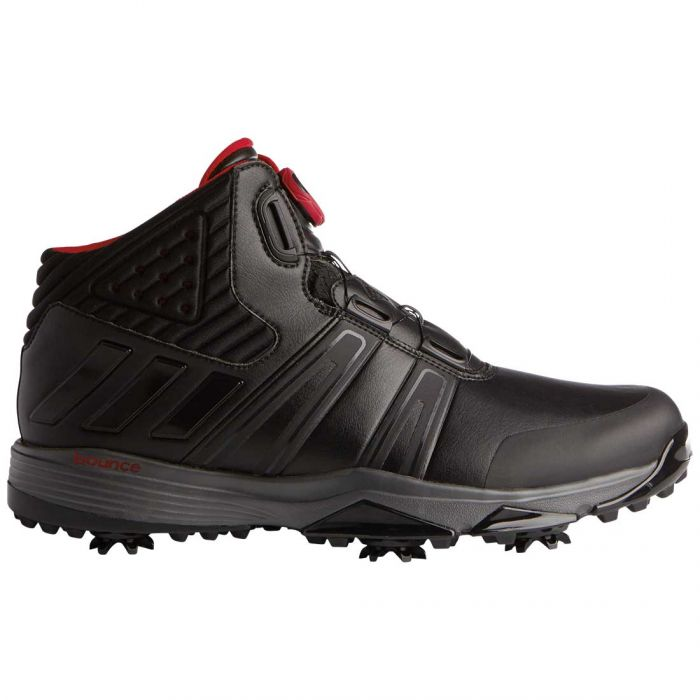 Adidas ClimaProof Boa Golf Shoes Core Black