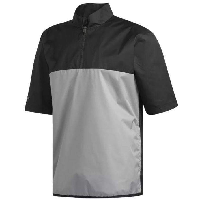 Adidas ClimaStorm Provisional Short Sleeve Rain Pullover
