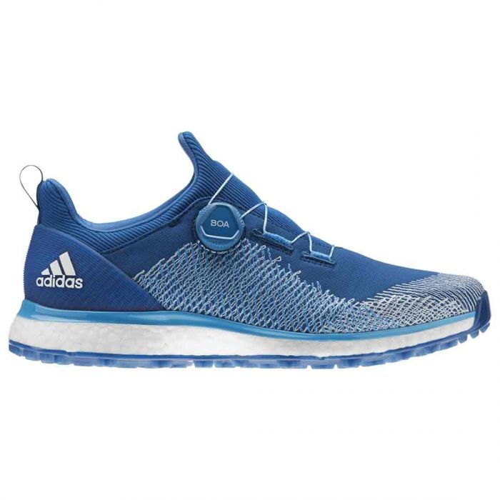 Adidas Forgefiber BOA Golf Shoes Dark Marine