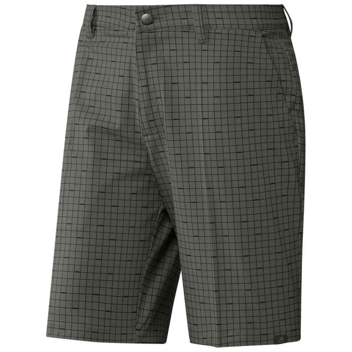 Adidas FW19 Ultimate365 Plaid Shorts