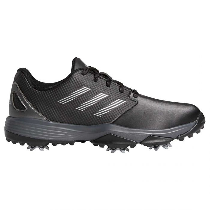 Adidas Juniors ZG21 Golf Shoes Black