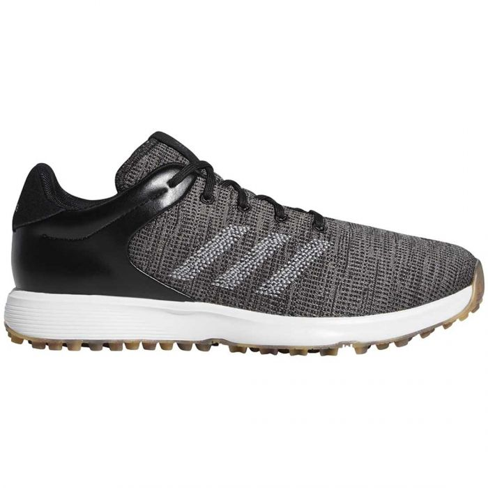 Adidas S2G Golf Shoes Black/Grey