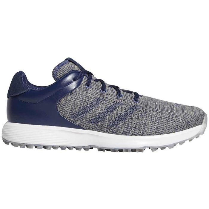 Adidas S2G Golf Shoes Tech Indigo/Grey/Navy