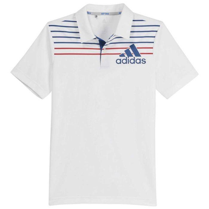 Adidas SS19 Boys Badge of Sport Polo
