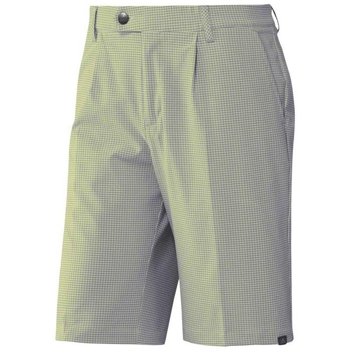 Adidas SS19 Ultimate365 Gingham Plaid Shorts