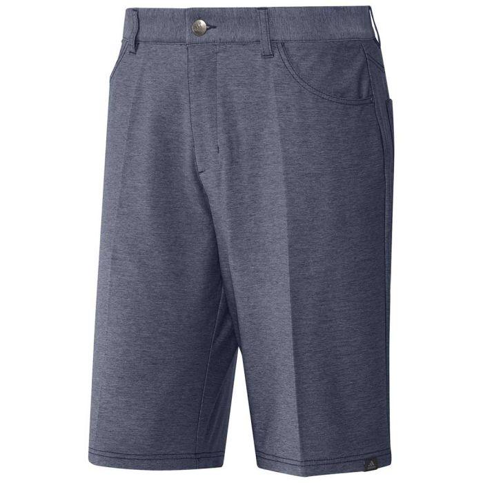 Adidas Ultimate365 Heather 5-Pocket Shorts