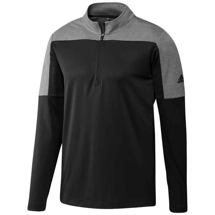 Adidas Lightweight UPF Half Zip