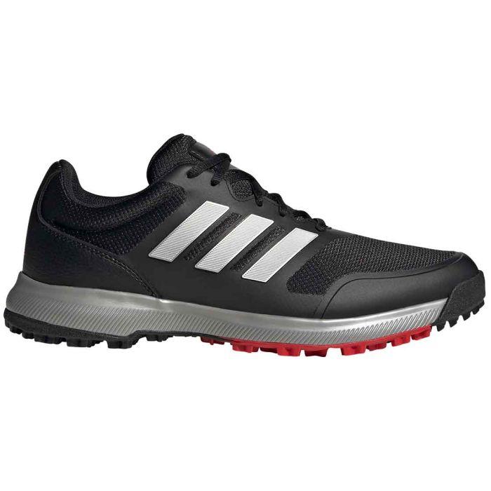 Adidas Tech Response SL Golf Shoes Black/Silver