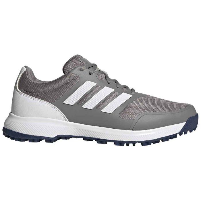 Adidas Tech Response SL Golf Shoes Grey Three/White