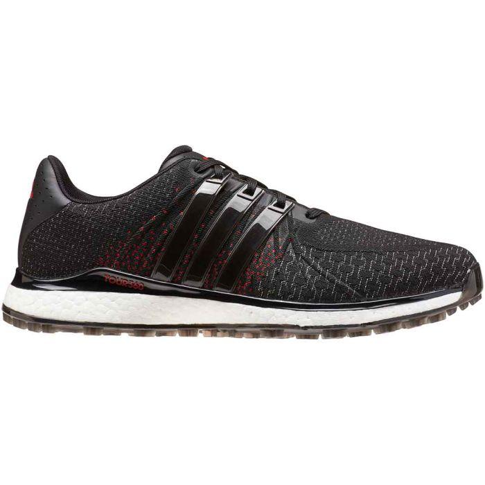 Adidas Tour360 XT-SL Textile Golf Shoes Black/Grey