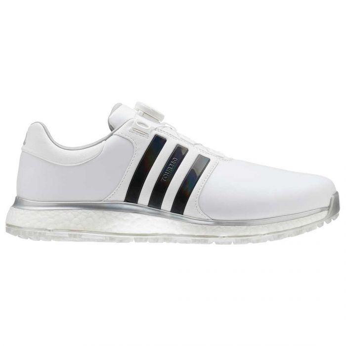 Adidas Tour360 XT-SL BOA Golf Shoes White/Black