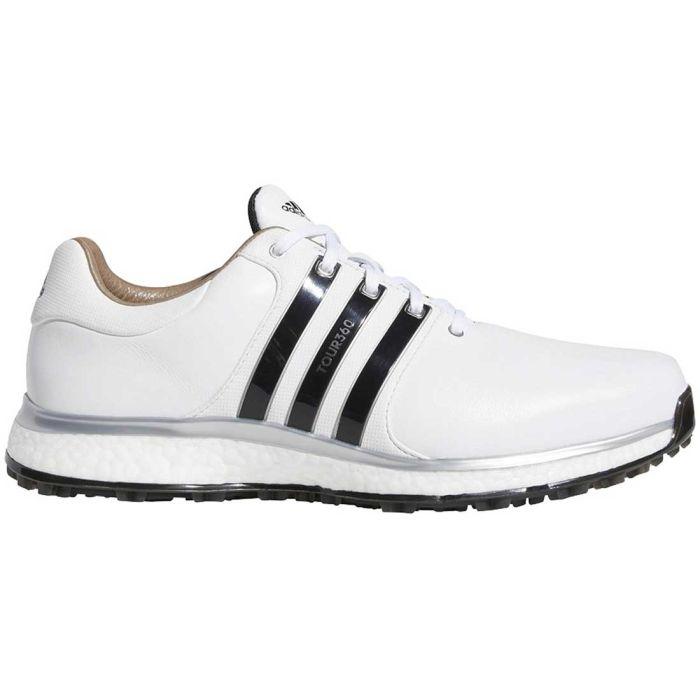 Adidas Tour360 XT-SL Golf Shoes White/Black