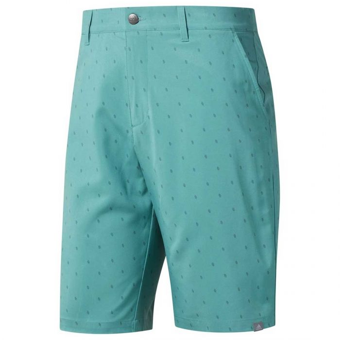 Adidas Ultimate365 Pine Cone Critter Print Shorts