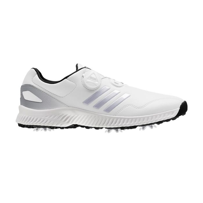 Finanzas Y así Artificial  Buy Adidas Women's Response Bounce BOA Golf Shoes White/Silver | Golf  Discount