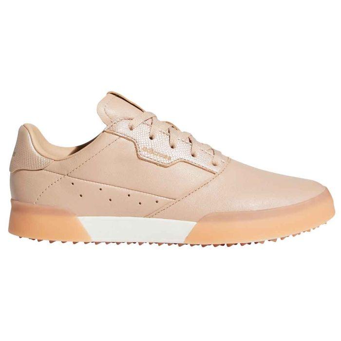 Adidas Women's AdiCross Retro Golf Shoes Ash Pearl