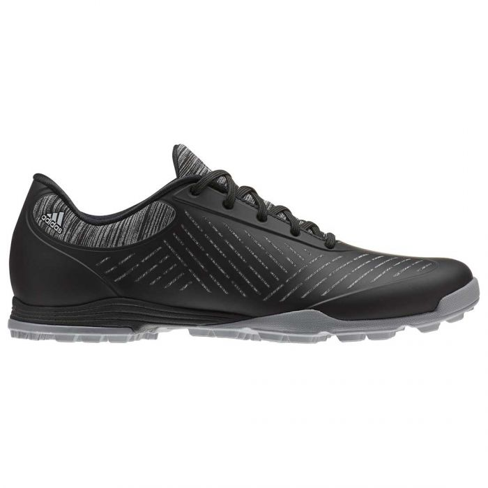 Adidas Women's AdiPure Sport 2.0 Golf Shoes Black/White