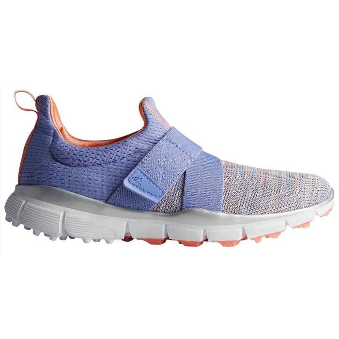 Adidas Women's ClimaCool Knit Golf Shoes Chalk Purple/Chalk Blue