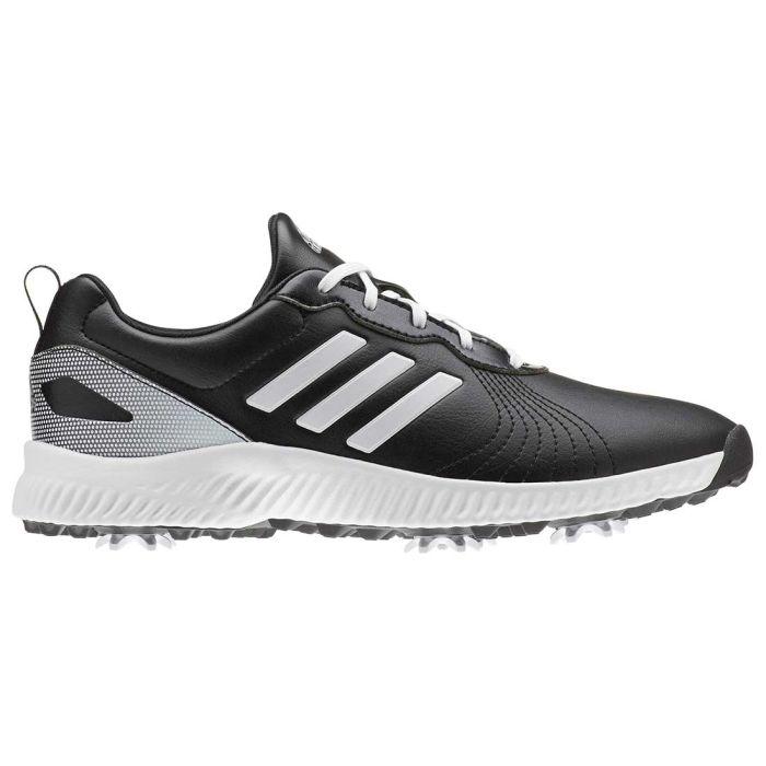 Adidas Women's Response Bounce Golf Shoes Black/White