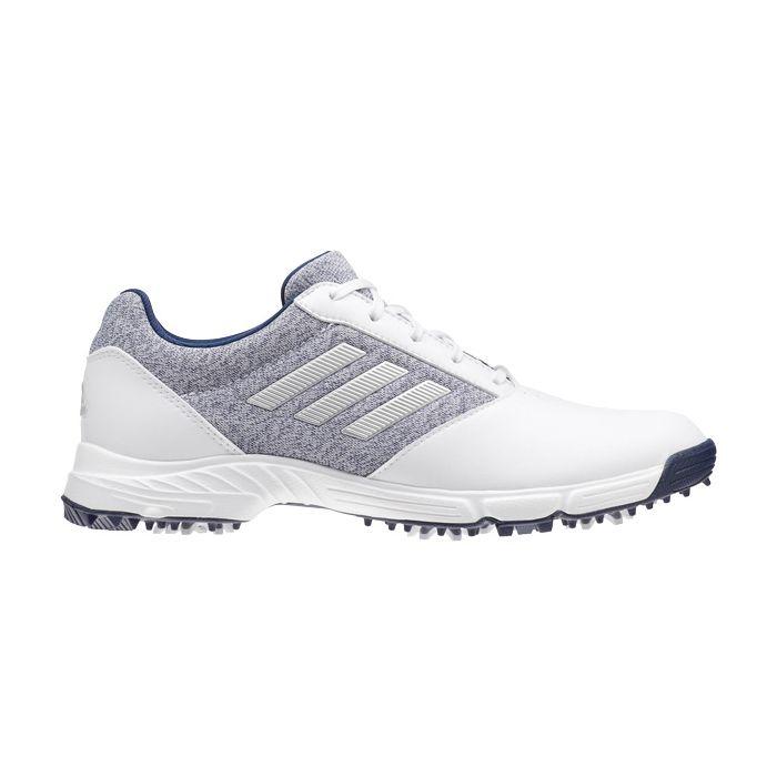 Adidas Women's Tech Response Golf Shoes White/Navy