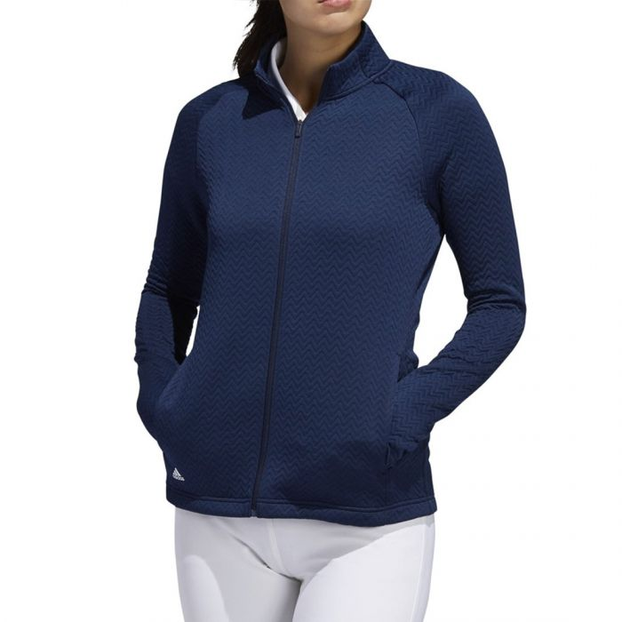 Adidas Women's Textured Layer Jacket