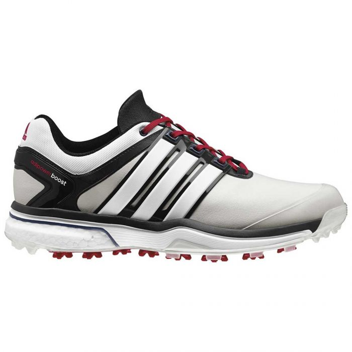 Adidas AdiPower Boost Golf Shoes Grey