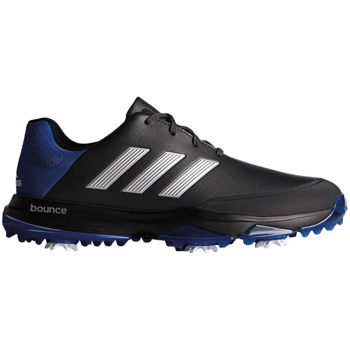 Adidas AdiPower Bounce Golf Shoes Black/Royal