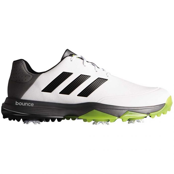 Adidas AdiPower Bounce Golf Shoes White/Black/Solar
