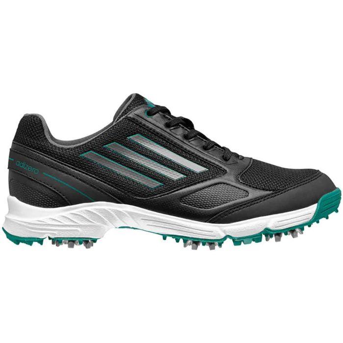Adidas Junior Adizero Sport Golf Shoes Core Black
