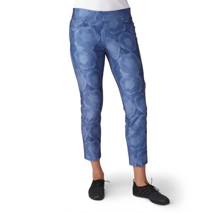 Adidas Women's AdiStar Printed Ankle Pants