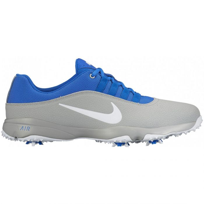 Nike Air Rival 4 Golf Shoes Wolf Grey/Racer Blue