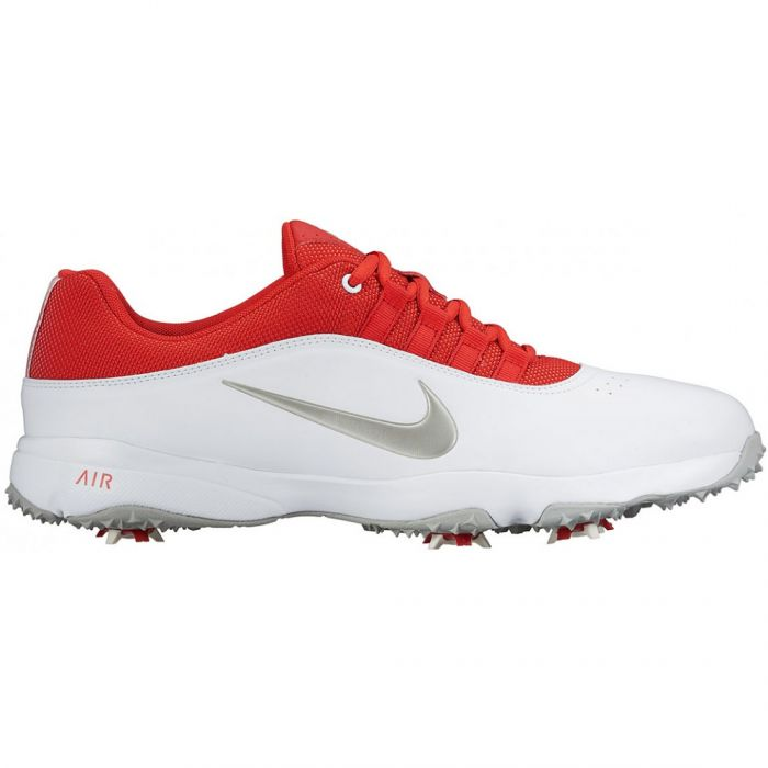 Nike Air Rival 4 Golf Shoes White/University Red
