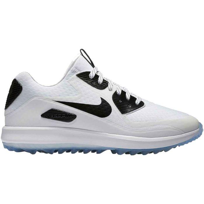 Nike Air Zoom 90 IT Golf Shoes White/Black