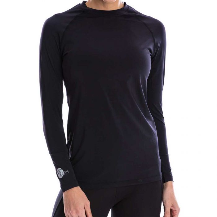 SParms Women's SP Body Round Neck Sun Shirt