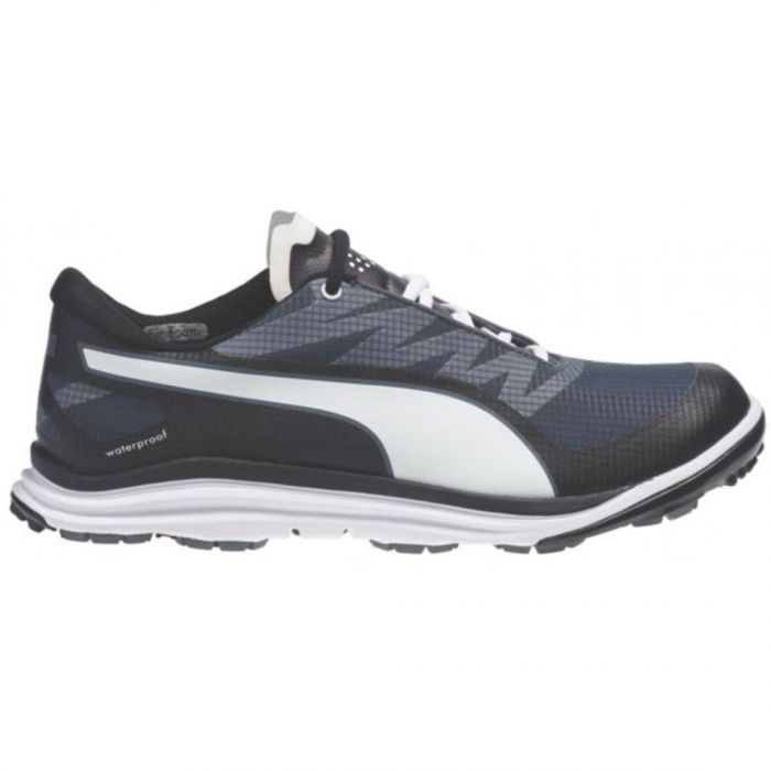Puma BioDrive Golf Shoes Black/White/Grey