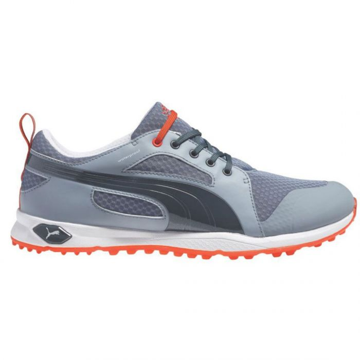 Puma BioFly Mesh Golf Shoes Grey/Red
