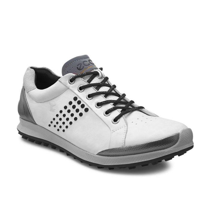 Ecco BIOM Hybrid 2 Golf Shoes White/Black