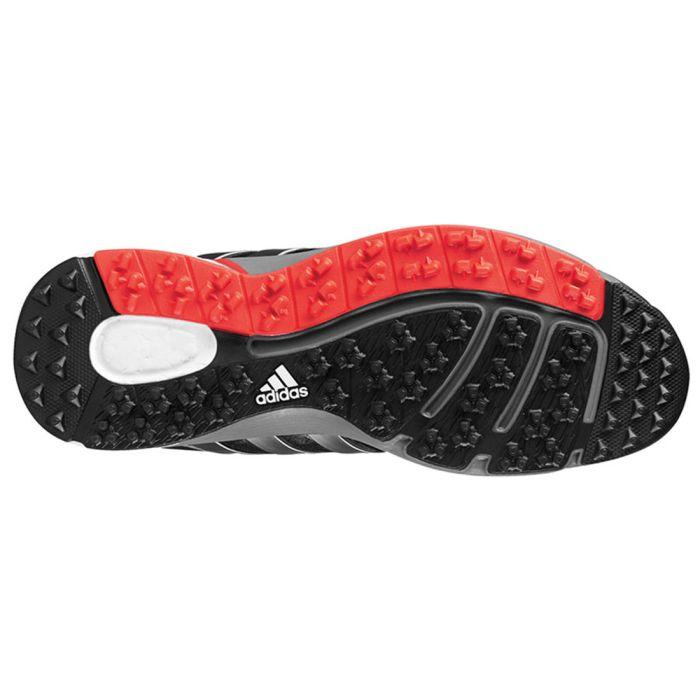 Adidas AdiPower Sport Boost Golf Shoes Black/IronMet/DarkOrange