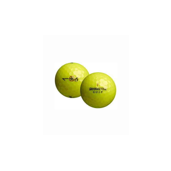 Bridgestone 2014 e6 Yellow Golf Balls