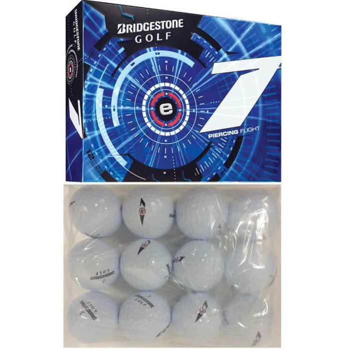 Bridgestone e7 Practice Bagged Golf Balls
