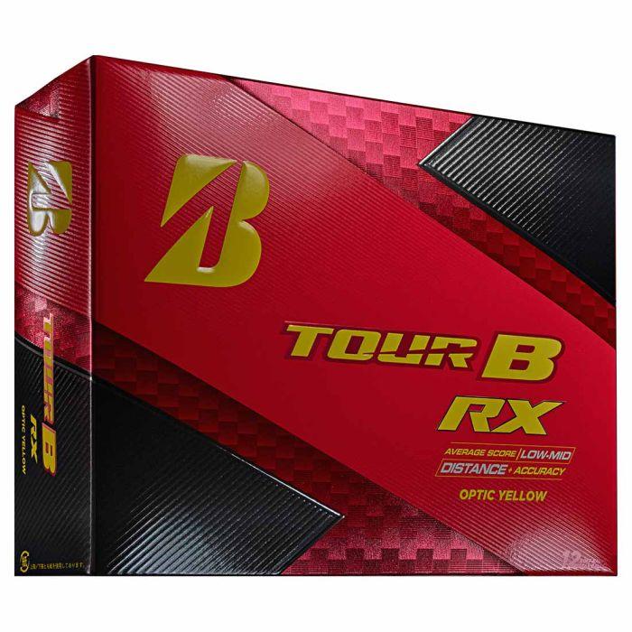 Bridgestone Prior Generation Tour B RX Yellow Golf Balls