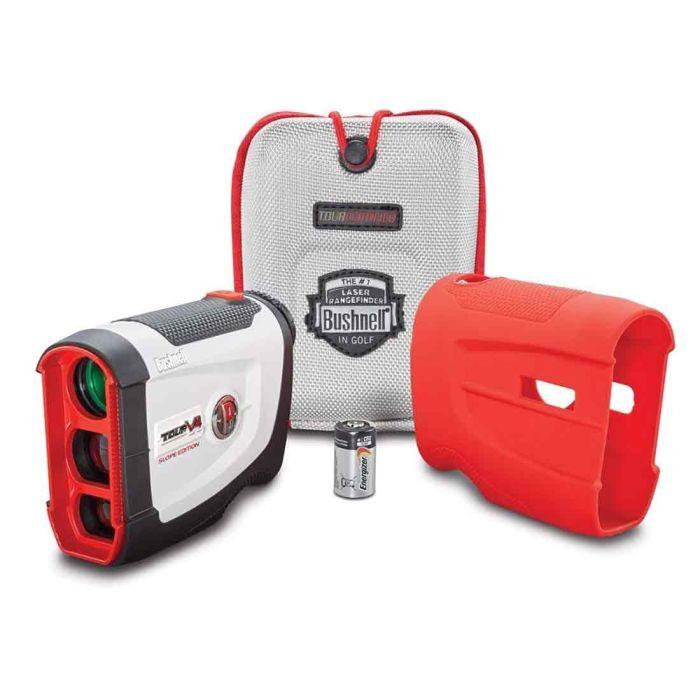 Bushnell Tour V4 Shift Rangefinder Patriot Pack