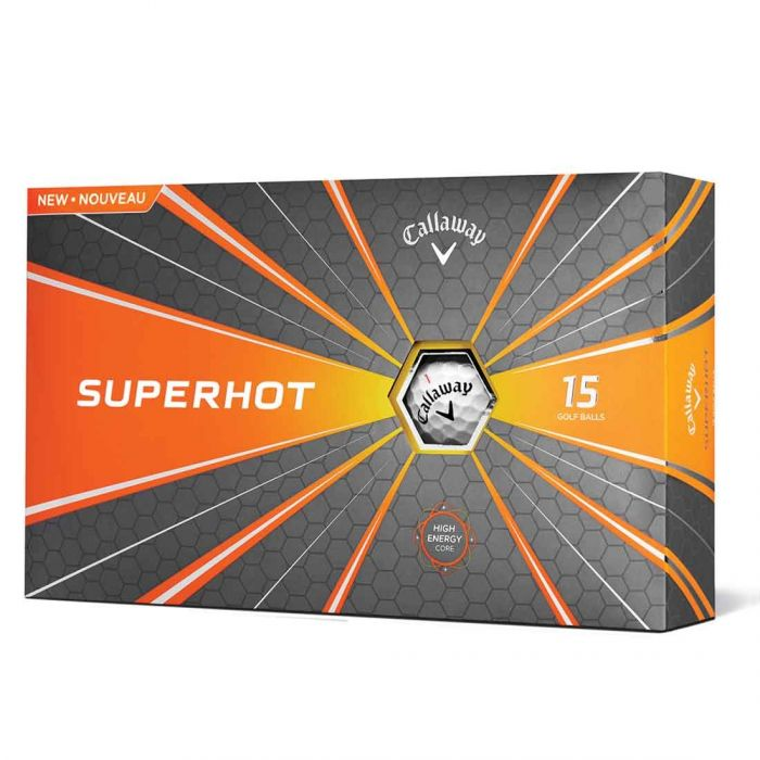 Callaway 2018 Superhot Golf Balls