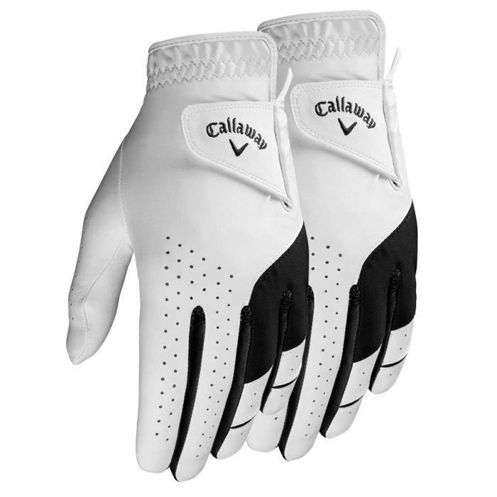 Callaway Weather Spann Golf Gloves - 2-Pack