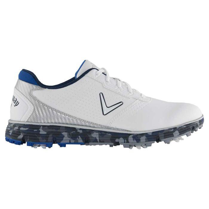 Callaway Balboa TRX Golf Shoes White/Blue