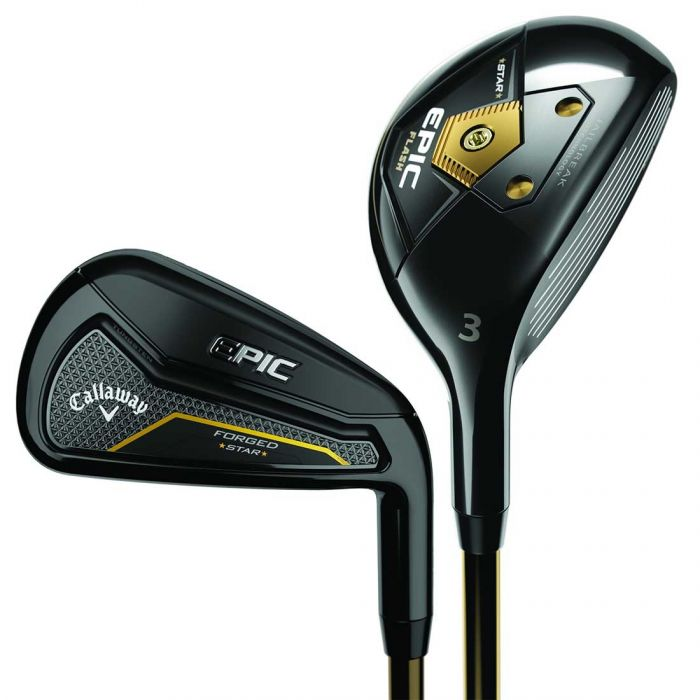 Callaway Epic Forged Star Combo Irons