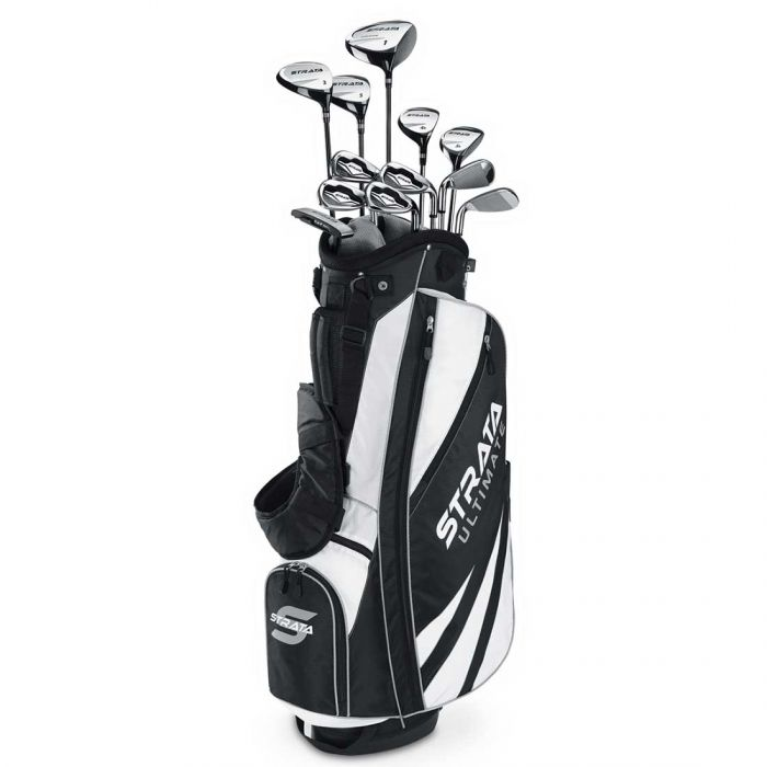 Callaway Strata Ultimate 18-Piece Complete Set