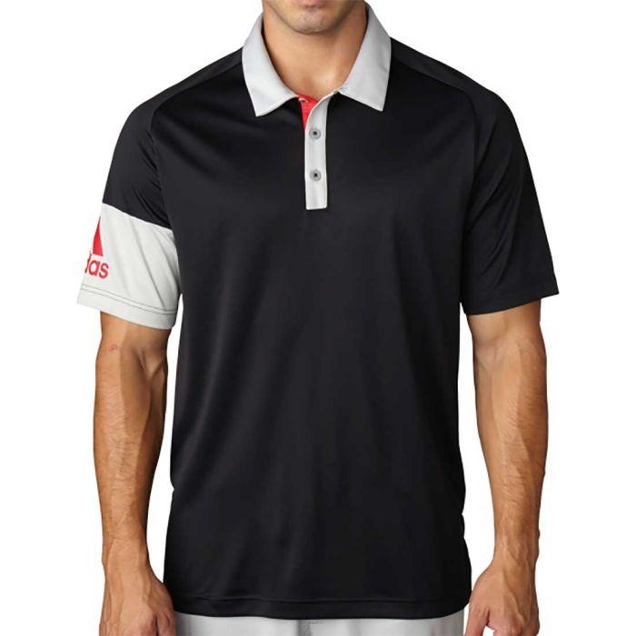 Adidas Climacool Sleeve Blocked Polo